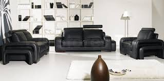 Modern Contemporary Leather Sofas Furniture Design For Sofa Set Black Leather Sofa Set Designs For
