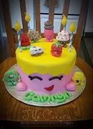 shopkins cake addyson pinterest shopkins cake shopkins and cake