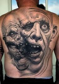 172 best horror tattoos 4 images on pinterest horror tattoos