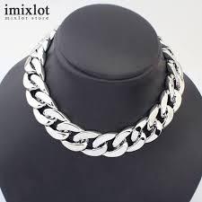 necklace choker wholesale images Imixlot brand necklace short choker wholesale 2mm vintage punk jpg