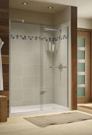 Large Shower Doors Bathroom Ceiling Feature Slider Bathroom Shower Doors Menards
