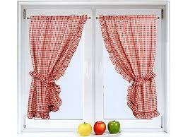 rideaux cuisine rideaux cuisine cagne de luxe de mode style semi panne rideaux