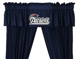 New England Patriots Shower Curtain Patriots Curtains 9265