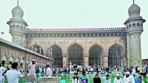hyderabad mecca masjid restoration to start in september
