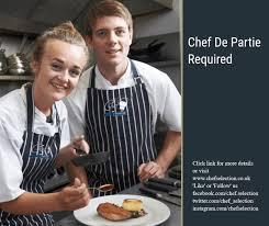 chef de partie cuisine chef de partie framlingham suffolk upto 20k plus tips and live in