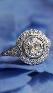 antique engagement ring settings engagement rings stylish two tone diamond engagement ring