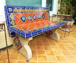 mexican tile designs for house interior room furniture ideas