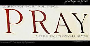 prayer about thanksgiving instruction in prayer journeys in grace