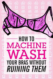What Temperature Do I Wash Colors - 6 ways to machine wash your bras without ruining them