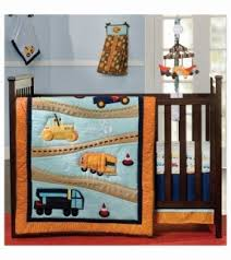 Construction Crib Bedding Set Construction Crib Bedding Foter
