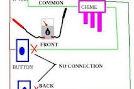 charming doorbell wiring common pictures wiring schematic