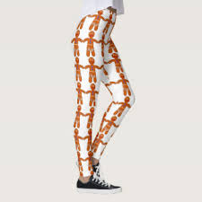 Giraffe Print Leggings Food Leggings U0026 Tights Zazzle