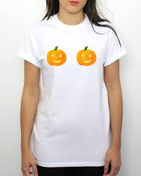 funny halloween t shirts pumpkin t shirt funny scary halloween hipster top