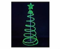 green spiral lighted tree green spiral christmas tree lights home design and decorating