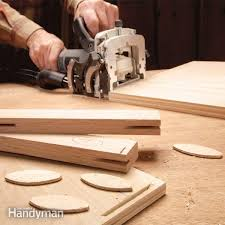 building cabinets with biscuit joints family handyman