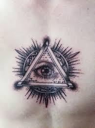 all seeing eye by mumitrold on deviantart