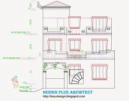 autocad home design 2d complete 2d and 3d plan of a low cost residential building auto cad