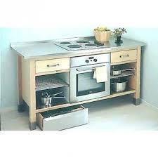 meuble four cuisine meuble cuisine pour four encastrable frigo de within lzzy co