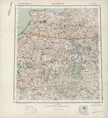 The Ghost Map Index Of M Wig Maps Series 500k Post Ww2