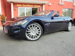 maserati granturismo sport convertible used cars for sale saugus ma 01906 auto excellence group