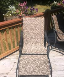 Patio Chair Replacement Slings Winston Patio Chair Replacement Sling In Illinois