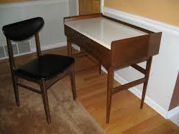 Mid Century Modern Desk For Sale Furniture Mid Century Modern Desk With White Top Desk And Wood