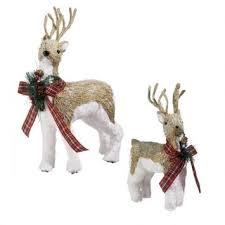 decoration figurines set of 2 by grasslands road