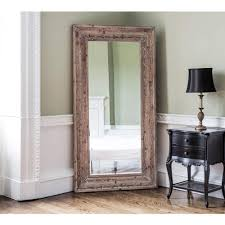Mirrors That Look Like Windows by Leaning Floor Mirror Abbyson Venice Studded Leaning Floor Mirror