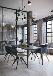 7 Inspirational Loft Interiors Industrial Style Design In This Amazing Loft Recreation