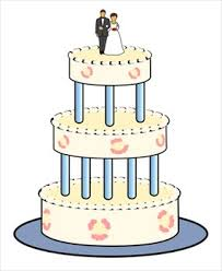 wedding cake clipart free wedding cake clipart free clipart graphics images and