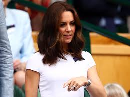 long hair lady does kate middleton change her hair to hide her pregnancy