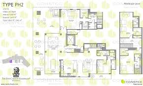 4 bed floor plans ritz carlton residences miami beach floor plans