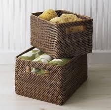 Bathroom Basket Storage Bathroom Storage Baskets Pmcshop