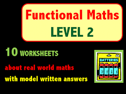 Sets Union Intersection Complement Worksheets Skillsheets Teaching Resources Tes