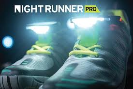 night runner shoe lights nerdgasm news a bright idea for runners scottsdale s getting a vr