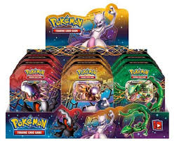 pokemon legendary tin fall 2012 assortment amazon uk toys