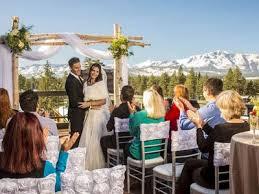 lake tahoe wedding packages lake tahoe resort hotel south lake tahoe weddings lake tahoe