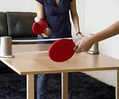 Table Tennis Boardroom Table Ping Pong Conference Table