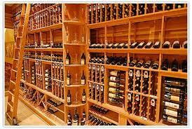 eddie merlot u0027s commercial wine racks wine room
