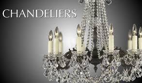Chandelier Light Fixtures Brass U0026 Crystal Chandelier Fine Lighting American Brass U0026 Crystal