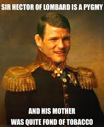 Count To Potato Meme - mma meme of the day the vile declarations of count bisping