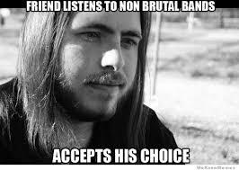 Good Head Meme - good guy metal head weknowmemes