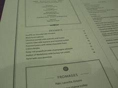 restaurant menu design divide into sections vian pinterest