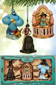 new 2015 of ornament set limited edition disney store