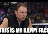 Dean Ambrose Memes - nice dean ambrose memes the s3 vote for best performer of the 2014