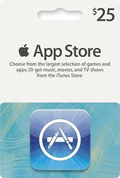 apps for gift cards apple 25 app store gift card d6002ll a best buy