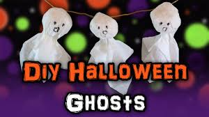 diy halloween ghosts decorate a hamster cage youtube