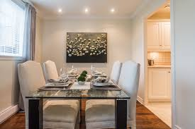 Dining Room Furniture Montreal Staging Your Dining Room Table Home Staging Montreal