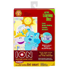 amazon com ion educational gaming system active learning disc