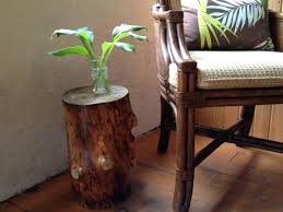 Wood Stump Coffee Table Stump End Table Tree Stump Table 3 Stump Table Base U2013 Zesthq Co